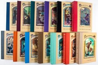 Lemony-Snicket-novels